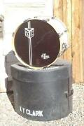 18 Bass Drum