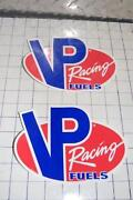 VP Racing Sticker