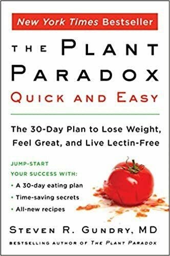 The Plant Paradox Quick and Easy by Dr. Steven R Gundry MD (2019. Digital)