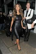 Womens Leather Dress