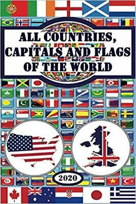All World Flags (All countries, capitals and flags of the world PAPERBACK –  2018 by Smart)