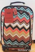 Missoni for Target Luggage