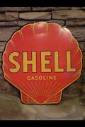 Shell Gas Sign