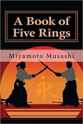 A Book of Five Rings Miyamoto Musashi Paperback             b1