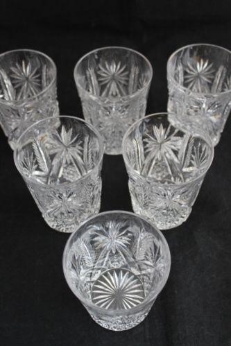 Libbey Cut Glass Ebay