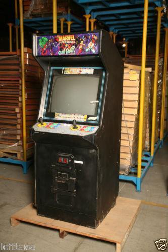 Marvel Vs Capcom Arcade Ebay