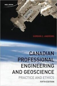 Canadian Professional Engineering and Geoscience (5th Edition)
