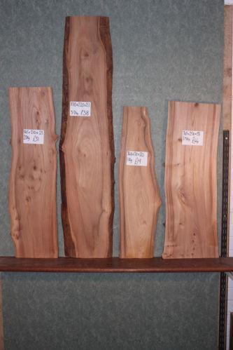 Waney Edge Wood Timber Ebay
