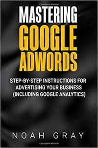 "Livre : Mastering Google Adwords + Google Analytics "" neuve"""
