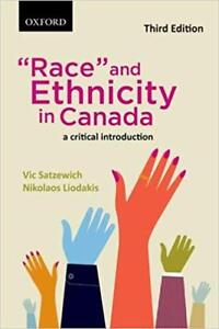 race and ethnicity in Canada a critical introduction