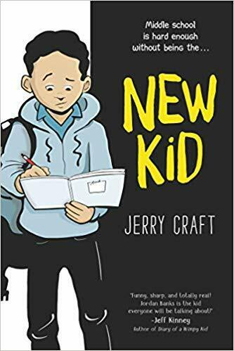 New Kid by Jerry Craft PAPERBACK 2019