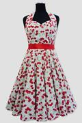 Rockabilly Cherry Dress
