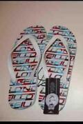 Mens Designer Flip Flops