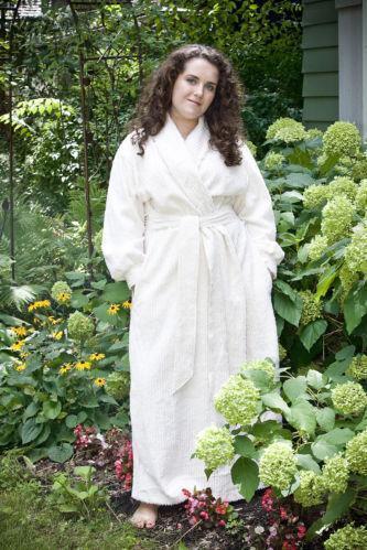 Long Chenille Robe Ebay