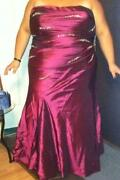 Plus Size Formal Gowns Size 24