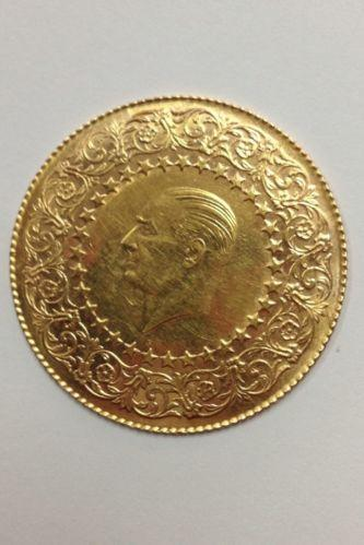 Arabic Gold Coin Ebay
