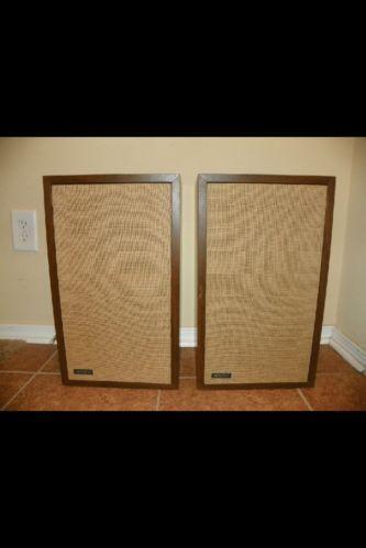 advent 2 speakers ebay. Black Bedroom Furniture Sets. Home Design Ideas