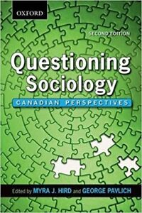 Questioning Sociology: Canadian Perspectives 2nd Edition
