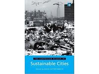 Earthscan Reader in Sustainable Cities - perfect for geography students, good condition