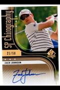 Zach Johnson Autograph