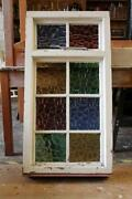 Frame Stained Glass Window