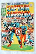 Captain America Issue 1