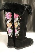 Ed Hardy Boot Shoes