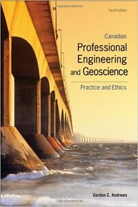 Canadian Professional Engineering & Geoscience (4th Edition)