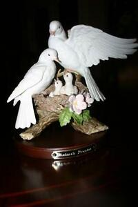 Home Interior Dove Figurines