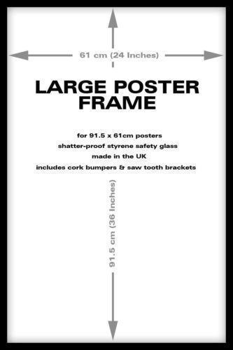 24 x 36 inch poster frames 2ft x 3ft poster frames ebay