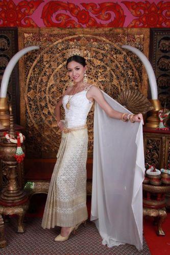 Traditional Thai Costume Ebay