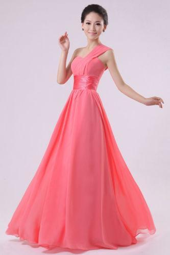 Hot Pink Bridesmaid Dresses Ebay