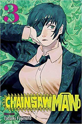Chainsaw Man, Vol. 3 PAPERBACK 2021