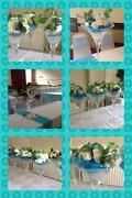 Used Wedding Table Centrepieces