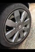 Renault Clio Alloys