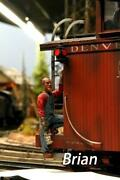 G Scale Figures