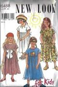 Vintage Girls Sewing Patterns