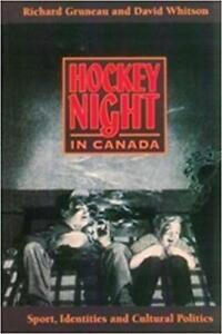 Hockey Night in Canada, Sport, Identities and Cultural Politics