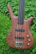 Used Warwick Bass