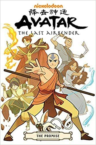 Avatar: The Last Airbender--The Promise Omnibus PAPERBACK – 2020 by Bryan