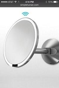 Lighted Mirror Ebay