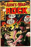 DC Comics Sgt Rock