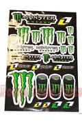 Monster Energy Stickers