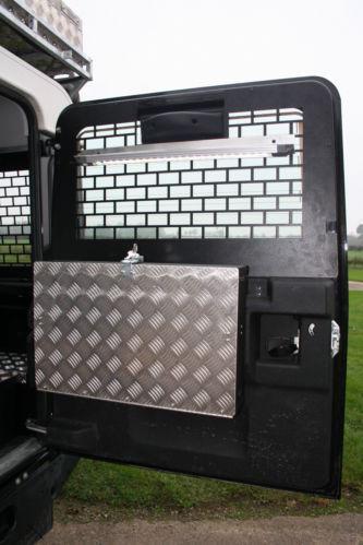 land rover storage ebay. Black Bedroom Furniture Sets. Home Design Ideas