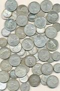 Canadian Silver Coins Lot