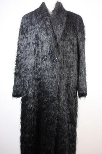 Vintage Alpaca Coat Ebay