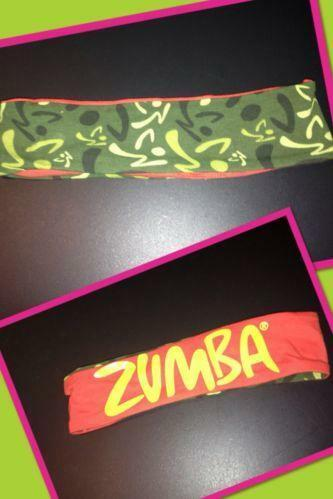 zumba headband clothing shoes accessories ebay. Black Bedroom Furniture Sets. Home Design Ideas