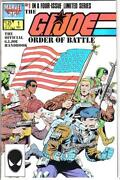 Gi Joe Order of Battle