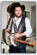 Waylon Jennings Poster