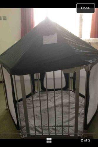 Baby Play Pen Tent Ebay